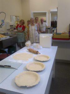 St. Giles Pie Crew @ Lower Hall